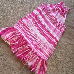 Trina Turk Halter Sheath Dress Woman's Small